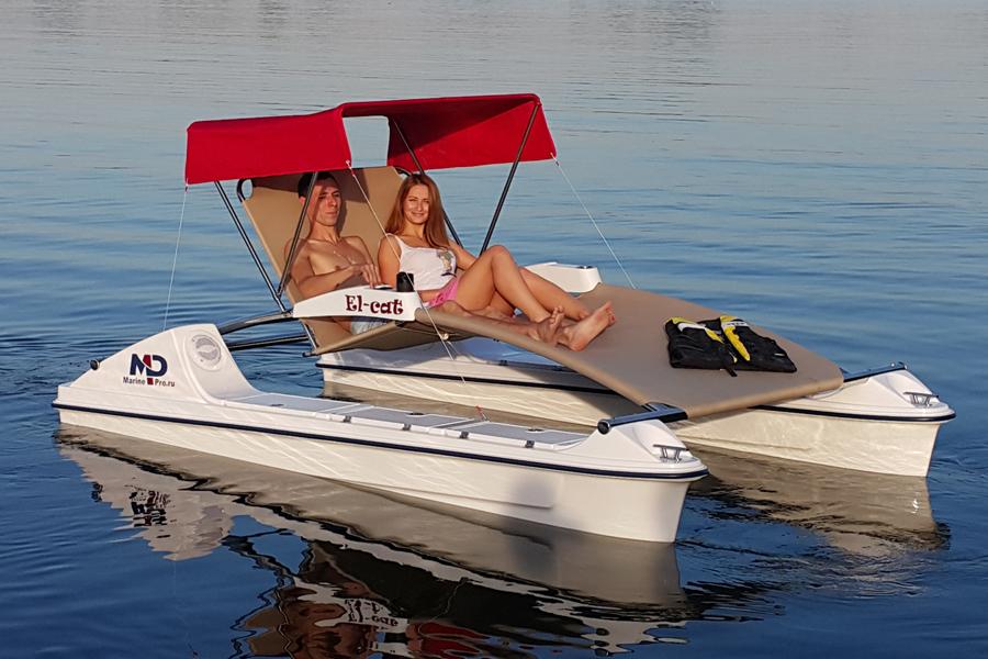 Водные лодки своими руками 710